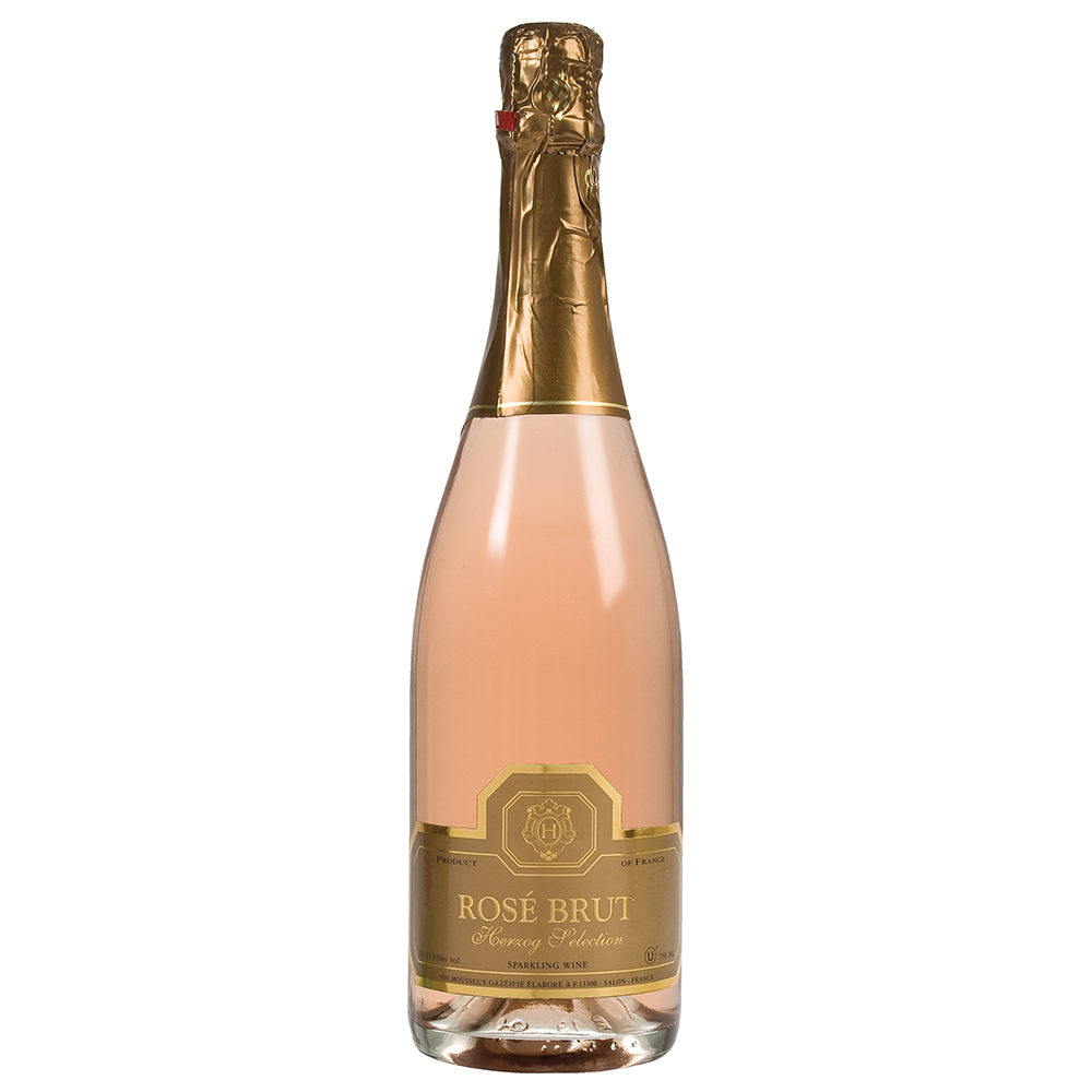 H17 Herzog Selection Rose Brut